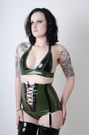 Mia Military Girdle