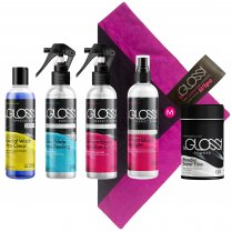 beGloss Latex Set - Premium Master Care Kit