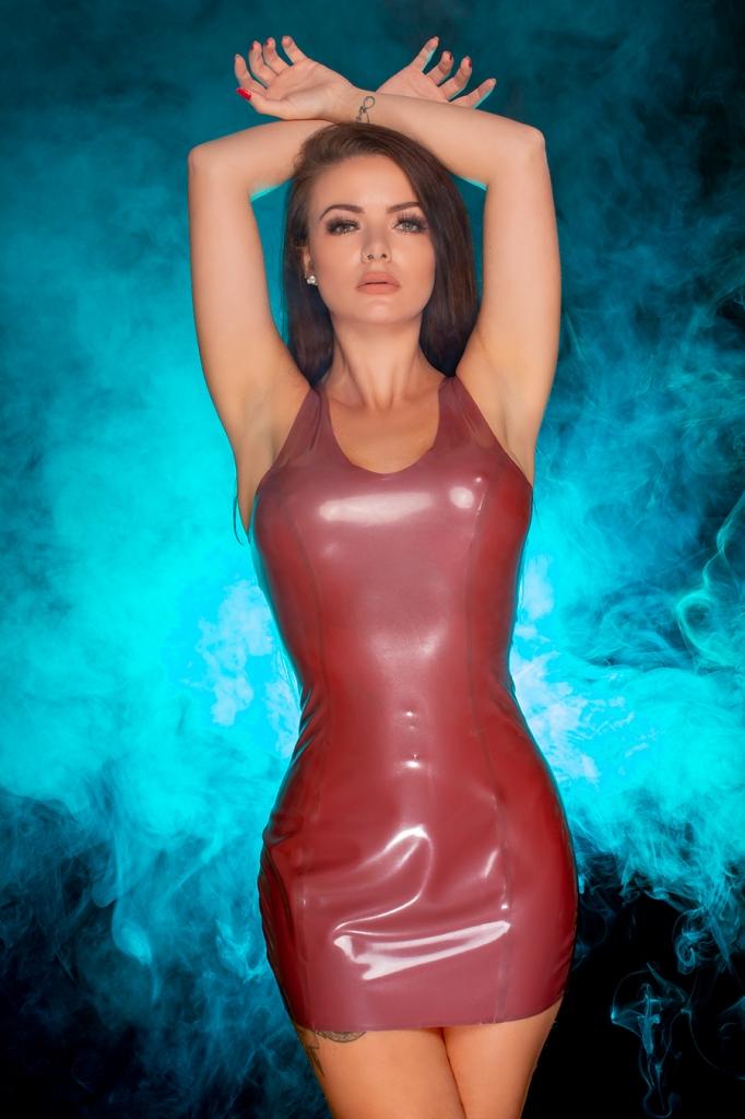 Spanking Dress
