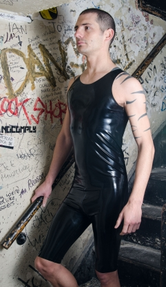 Milko Top - Latex clothing