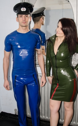 Veselin T Shirt - Latex clothing