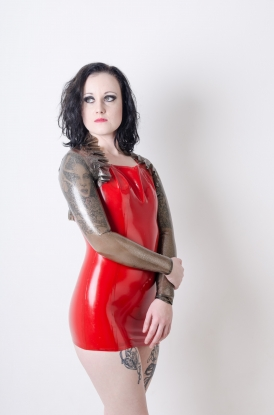Julia Bolero - Latex clothing