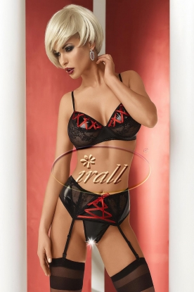 Irall Lingerie Set - Latex clothing
