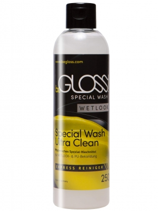 beGLOSS Special Wash WETLOOK 250ml - Latex clothing