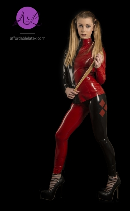 Harley Leggings - Latex clothing