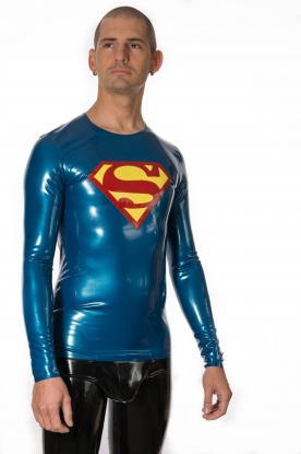 Hero Long Sleeve Top - Latex clothing