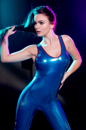 Arabella Catsuit  - Latex clothing