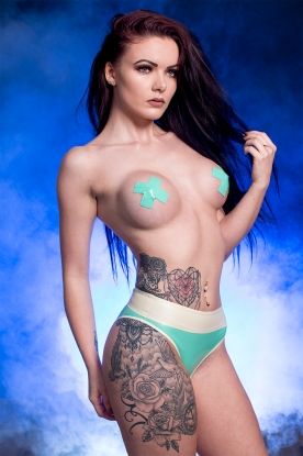 Medical Pasties - Latex clothing