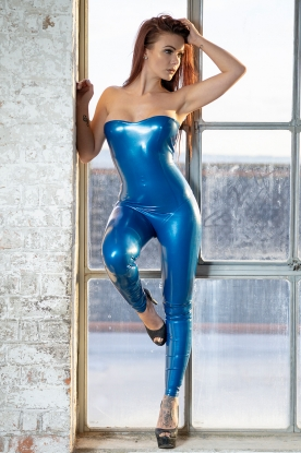 Faith Catsuit  - Latex clothing