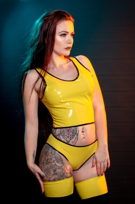 Yana Knickers - Latex clothing