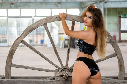 Tatiana Knickers - Latex clothing