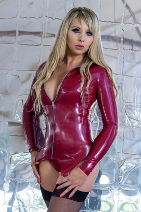 Ima Dress  - Latex clothing