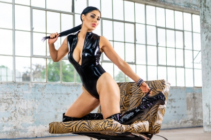 Karine Bodysuit  - Latex clothing