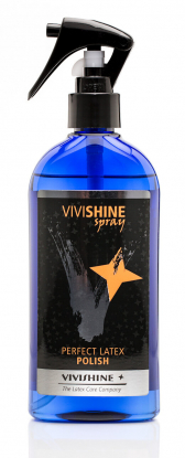 Vivishine Spray and Refill Set - Latex clothing